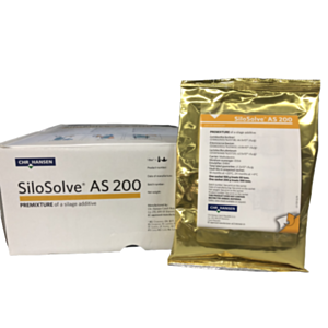 SILOSOLVE AS 200, bakterijski dodatak silaži za poboljšanje aerobne stabilnosti silaže, 200 g