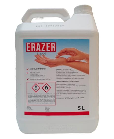 Erazer hand